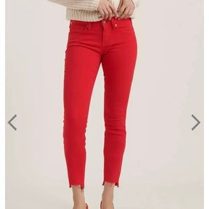 Lucky Brand Ankle cropped jeans